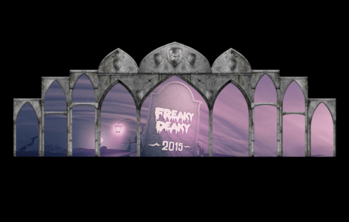 FREAKY DEAKY: Custom Content & Mapping Sample