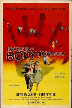 Homeless pets - Kill film posters - 02 Invasion of The Body Snatchers 1956