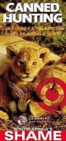 Lions - Poster for canned hunting 06