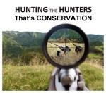 Trophy hunters - Revenge hunter becomes hunted that's CONSERVATION