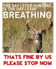 Trophy hunters - Revenge stop breathing