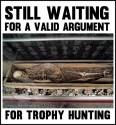Trophy hunters - Waiting skeleton 11 coffin 2