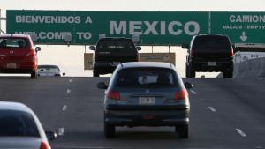Read more about the article As immigrants flow across the U.S. border, American guns go south