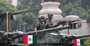 Compromete Peña compra de armas hasta 2024