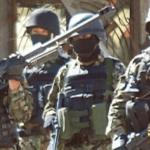 Read more about the article UAVs, lanzagranadas, fusiles Barret y escudos eléctricos para la Guardia Nacional de México
