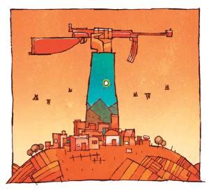 Luz en el debate sobre armas