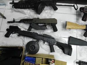 Fácil, acceso a armas ilegales en Coahuila