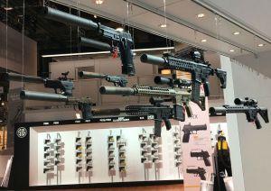 Revelan nueva exportación ilegal de armas de la alemana SIG Sauer a México