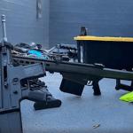 Barret, el fusil que ha sido incontrolable en México