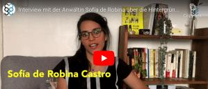 """Entrevista con la abogada Sofía de Robina (Centro PRODH) sobre la pelicula """"Mercaderes de la muerte 2"""""""