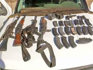 Read more about the article Seis estados concentran el tráfico de armas; decomiso aumentó 17%