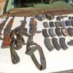 Seis estados concentran el tráfico de armas; decomiso aumentó 17%
