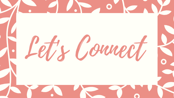 Let's Connect Graphic