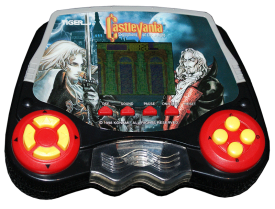 Castlevania Symphony of the Night Tiger handheld