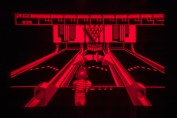 Virtual Boy Screenshot - Nester's Funky Bowling gameplay