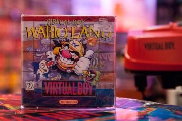 Warioland - Virtual Boy