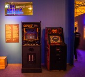 Rip Off & Reactor Arcades at Game Masters