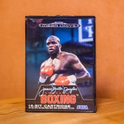 "James ""Buster"" Douglas Knockout Boxing for Sega Mega Drive"