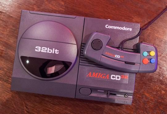 Amiga CD32 Console