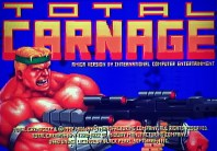 Amiga CD32 Total Carnage screenshot