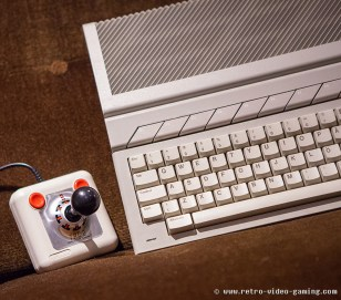 Atari 1040 ST and Tac 2 joystick