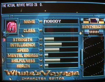 Mutate ratio 0?! No way! - Whales Voyage screenshot