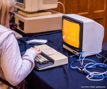 Retro computers to play on at Retro Gathering
