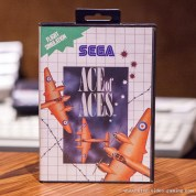 Sega Master System Ace of Aces