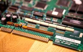 Arcade PCB Tetris Plus 2