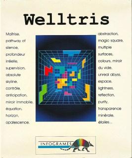 Atari ST - Welltris