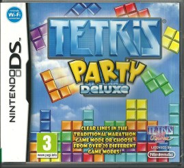 DS - Tetris Party Deluxe