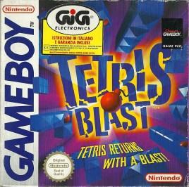 GB - Tetris Blast