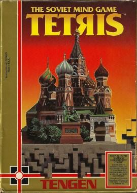 NES - Tengen Tetris