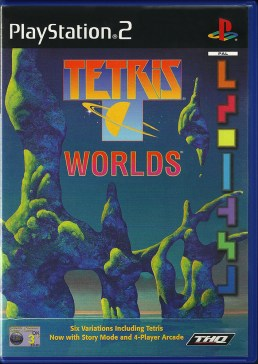 PS2 - Tetris Worlds