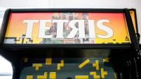 Tetris arcade logo