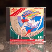 Pro Tennis World Court - PC Engine