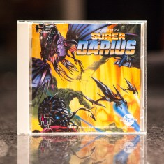 Super Darius - PC Engine CD-ROM