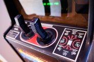 Battlezone arcade cabinet