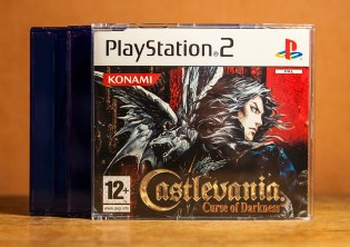 Castlevania Curse of Darkness for PS2