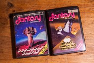 Doomsday Castle and Beaky and the Egg Snatchers for ZX Spectrum