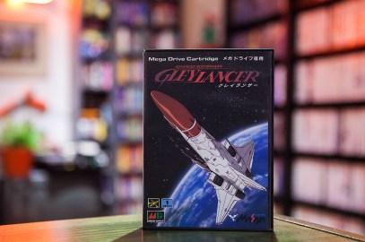 Gleylancer - Sega Mega Drive