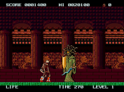 Rastan Saga II Second boss