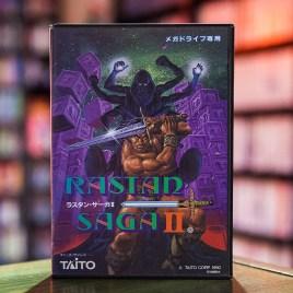 Rastan Saga II - Sega Mega Drive