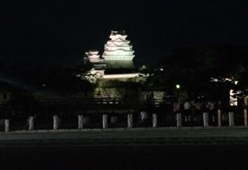 The most beautiful castle in Japan - Himeji castle