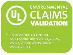 Underwriters Laboratories' UL Green validation seal