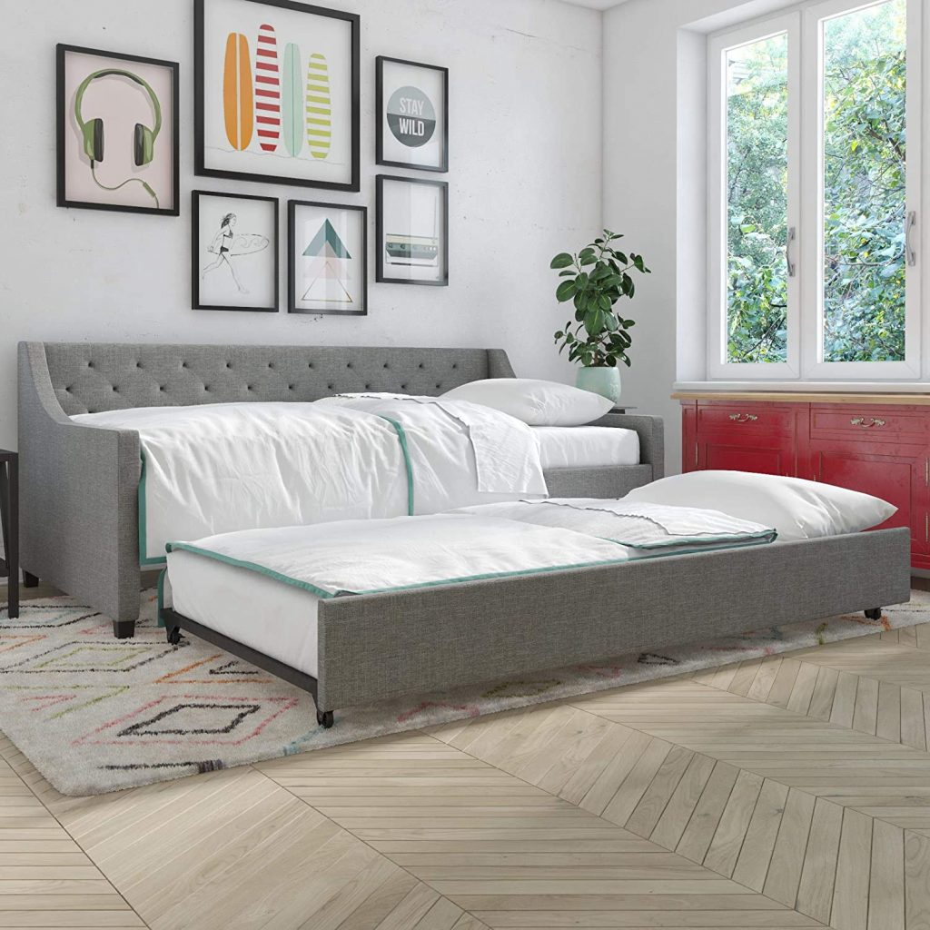 Rustic cape cod bedroom 04:06 emily henderson is inspired by the coast for t. 35 Daybeds You Should Never Miss Storables