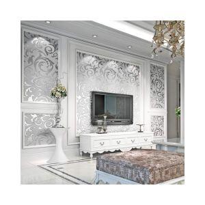 living bedroom pattern wallpapers flower paper woven roblox sliver non damsk indoor grey flamboyant bedding papel backgrounds tapiz vuitton louis