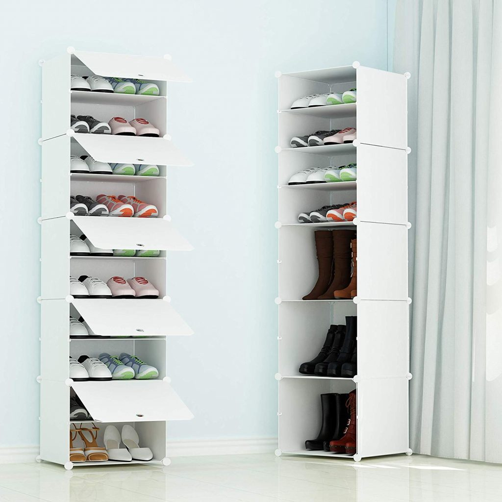 35 cool simple shoe storage solutions