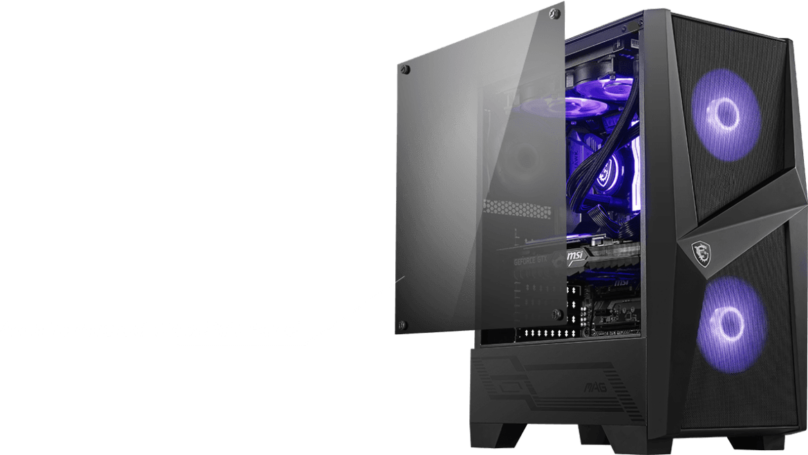 TOOL-LESS TEMPERED GLASS