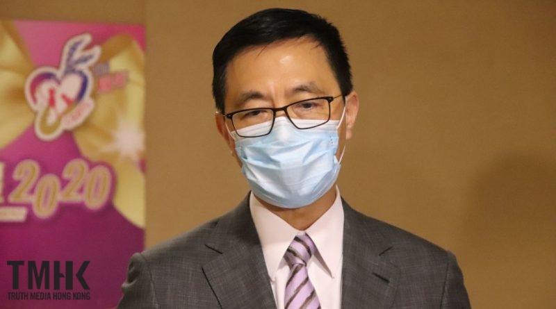 教育局長楊潤雄稱今年退學人數並不嚴重